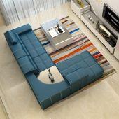 Ghế sofa da mã 03