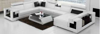 Cách làm sạch vết bút bi, mực, bụi bẩn trên bộ ghế sofa da màu trắng