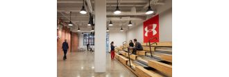 Mẫu thiết kế nội thất văn phòng thể dục kiểu mới nhất 2017