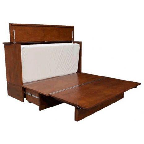 Giường ngủ thông minh hộp tủ tiết kiệm không gian mã 01