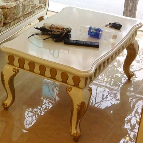 Bàn sofa tân cổ điển kiểu Pháp mã 12
