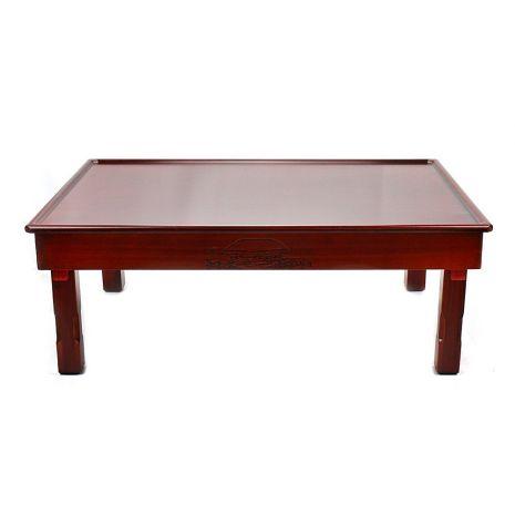 Mẫu bàn trà gấp phòng khách gỗ tự nhiên mã 07