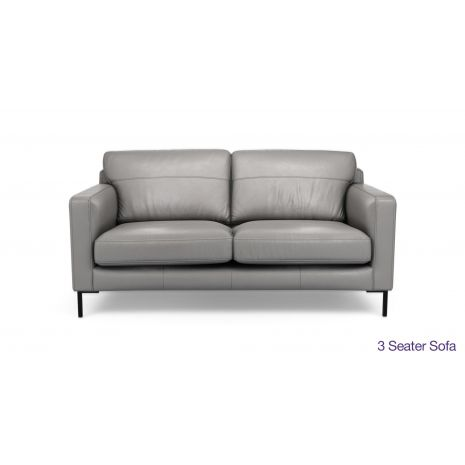 Sofa chân sắt nhỏ gọn cho chung cư nhỏ hẹp mã 11